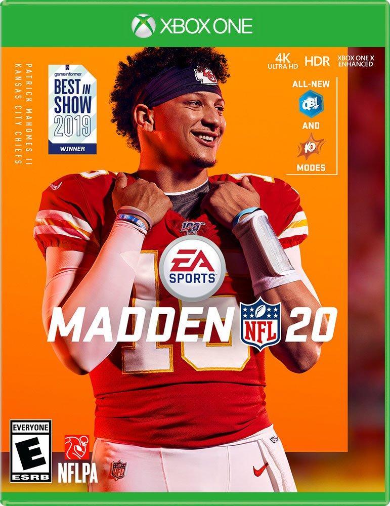 Madden NFL 20   Xbox One   GameStop