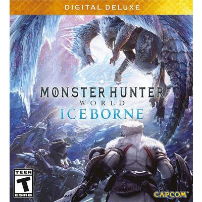 Monster Hunter World: Iceborne Deluxe Edition