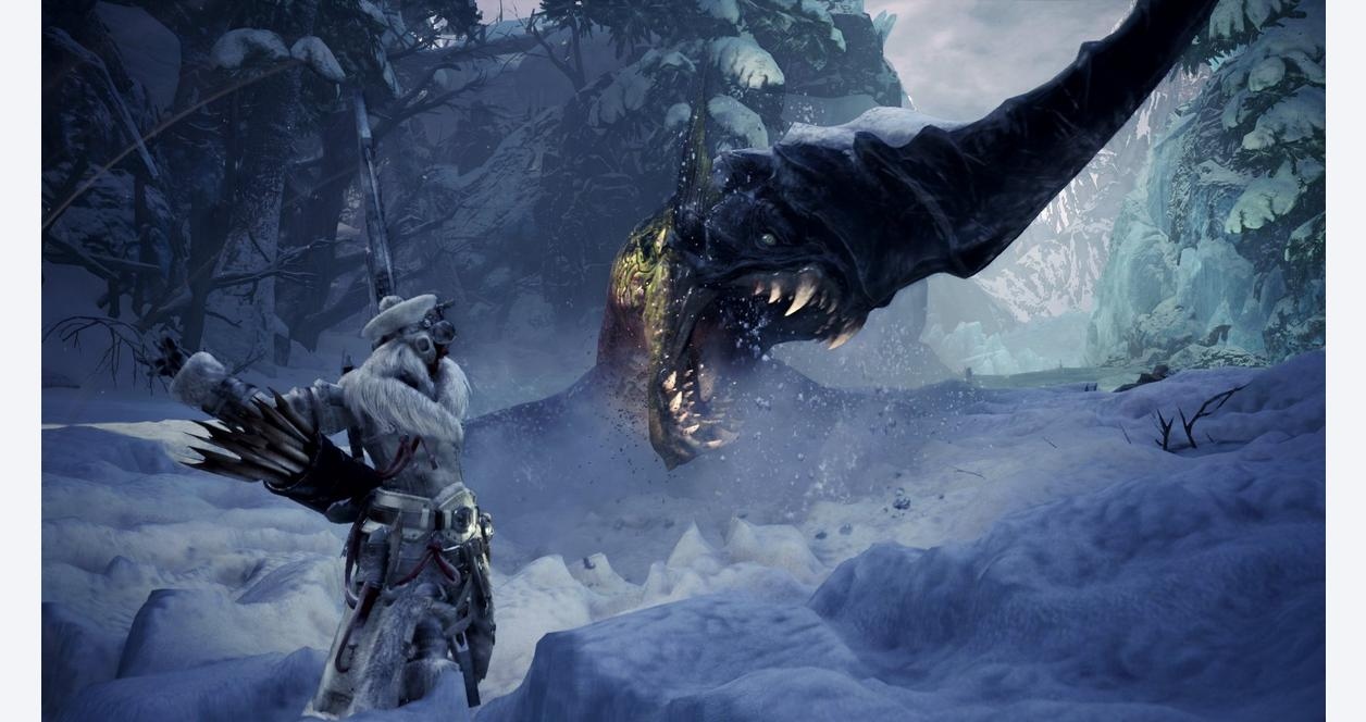 Monster Hunter: World Iceborne Master Edition