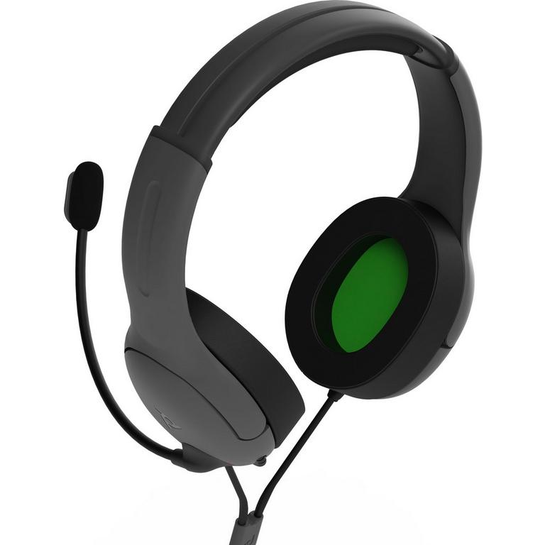 LVL40 Black Wired Stereo Gaming Headset for Xbox One