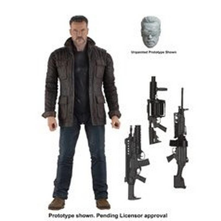 Terminator: Dark Fate T-800 Action Figure