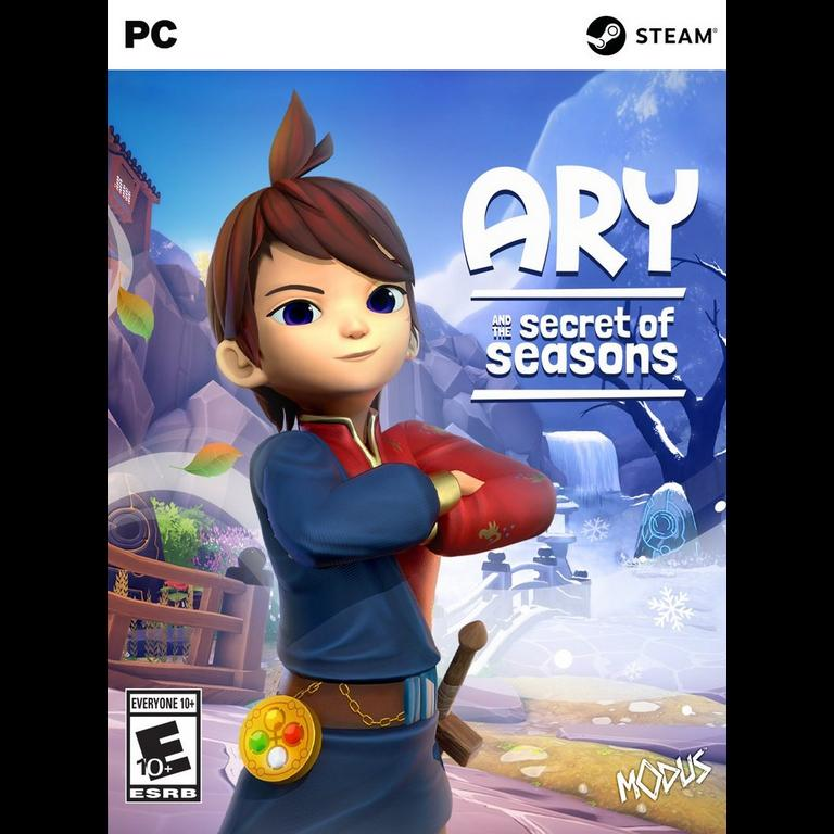 Ary and the Secret of the Seasons