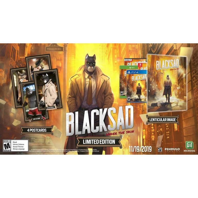 BlackSad: Under The Skin Limited Edition