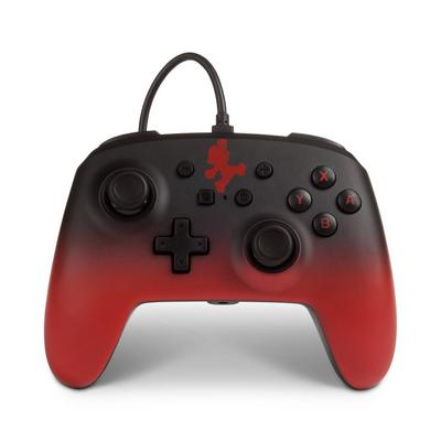 Nintendo Switch Mario Enhanced Wired Controller