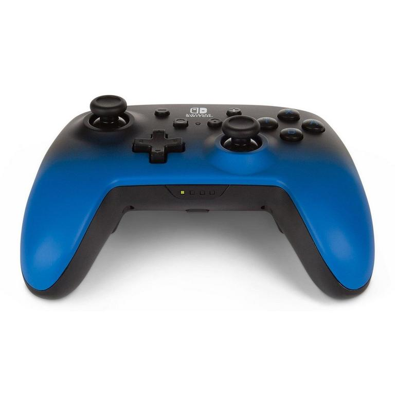 Nintendo Switch Blue Fade Enhanced Wireless Controller