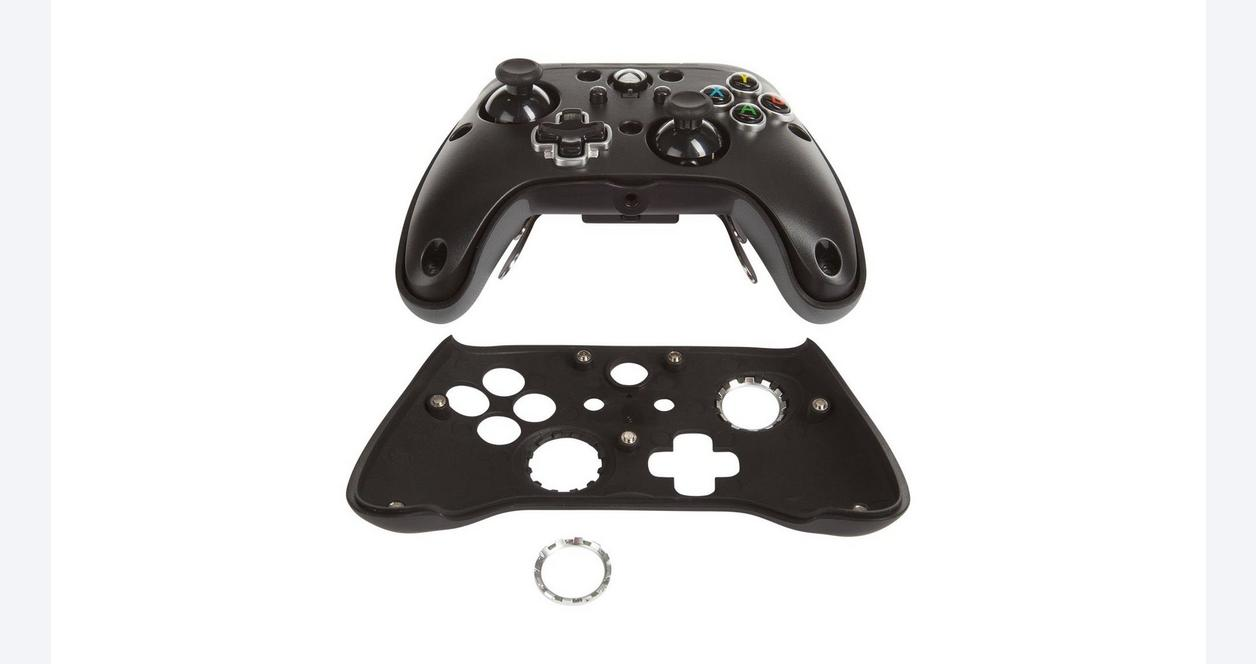FUSION Black Pro Wired Controller for Xbox One