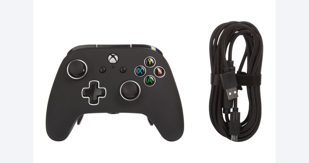 Xbox One FUSION Pro Wired Controller Black