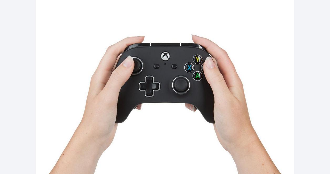 Xbox One FUSION Black Pro Wired Controller