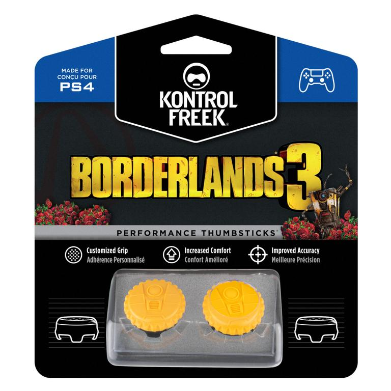 Borderlands 3 Performance Thumbsticks for PlayStation 4
