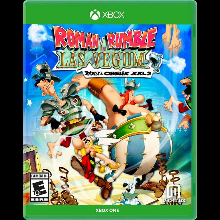 Roman Rumble in Las Vegum: Asterix and Obelix XXL 2