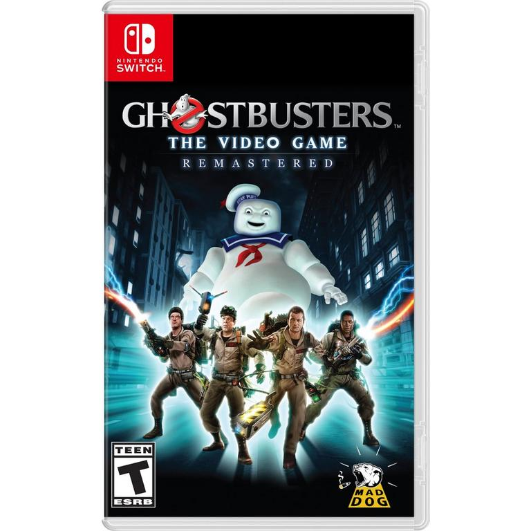 Ghostbusters: The Video Game Remastered Only at GameStop