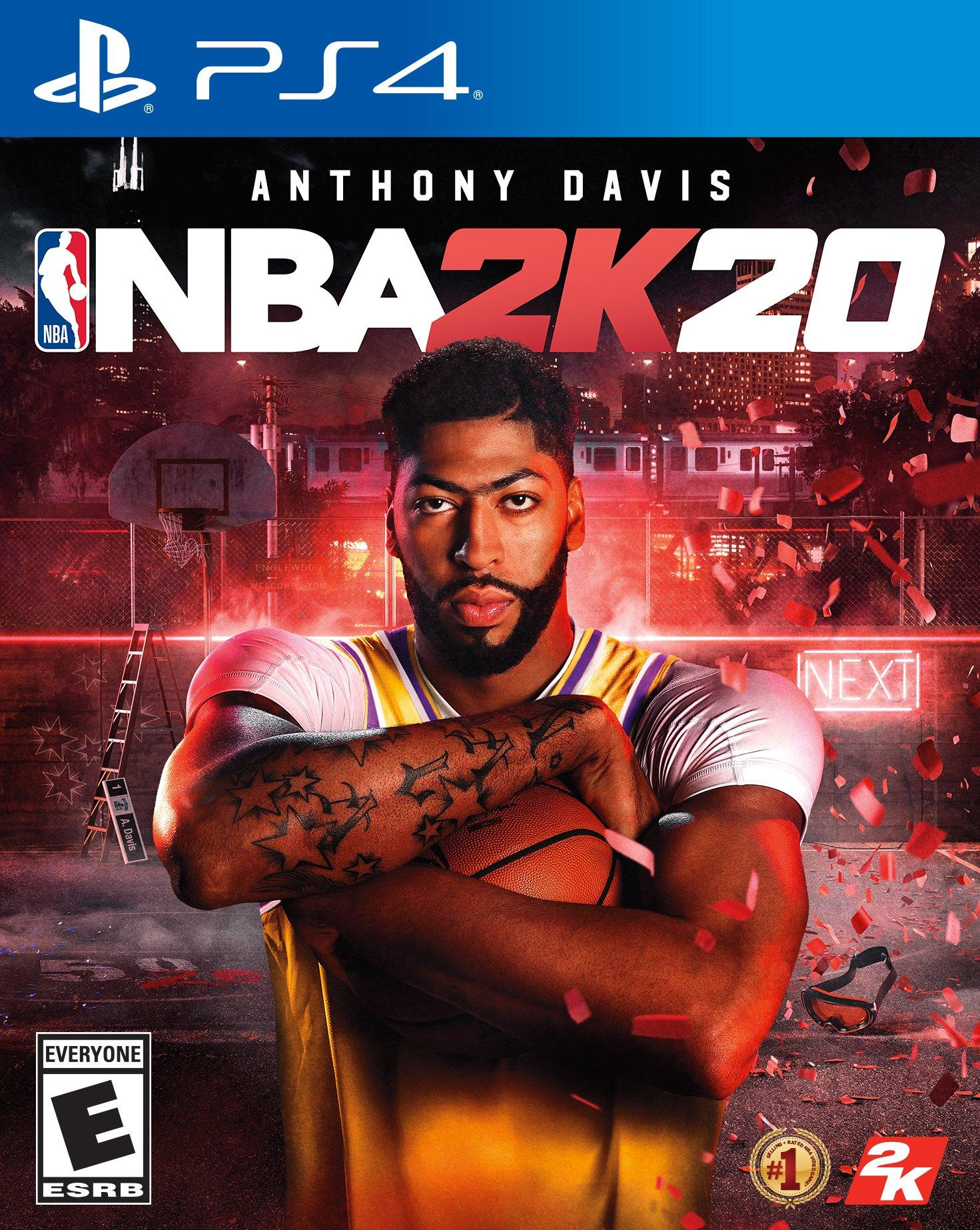 NBA 2K20 | PlayStation 4 | GameStop