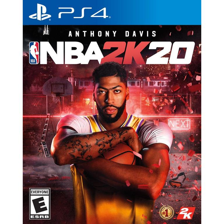 NBA 2K20 PS4 Available At GameStop Now!