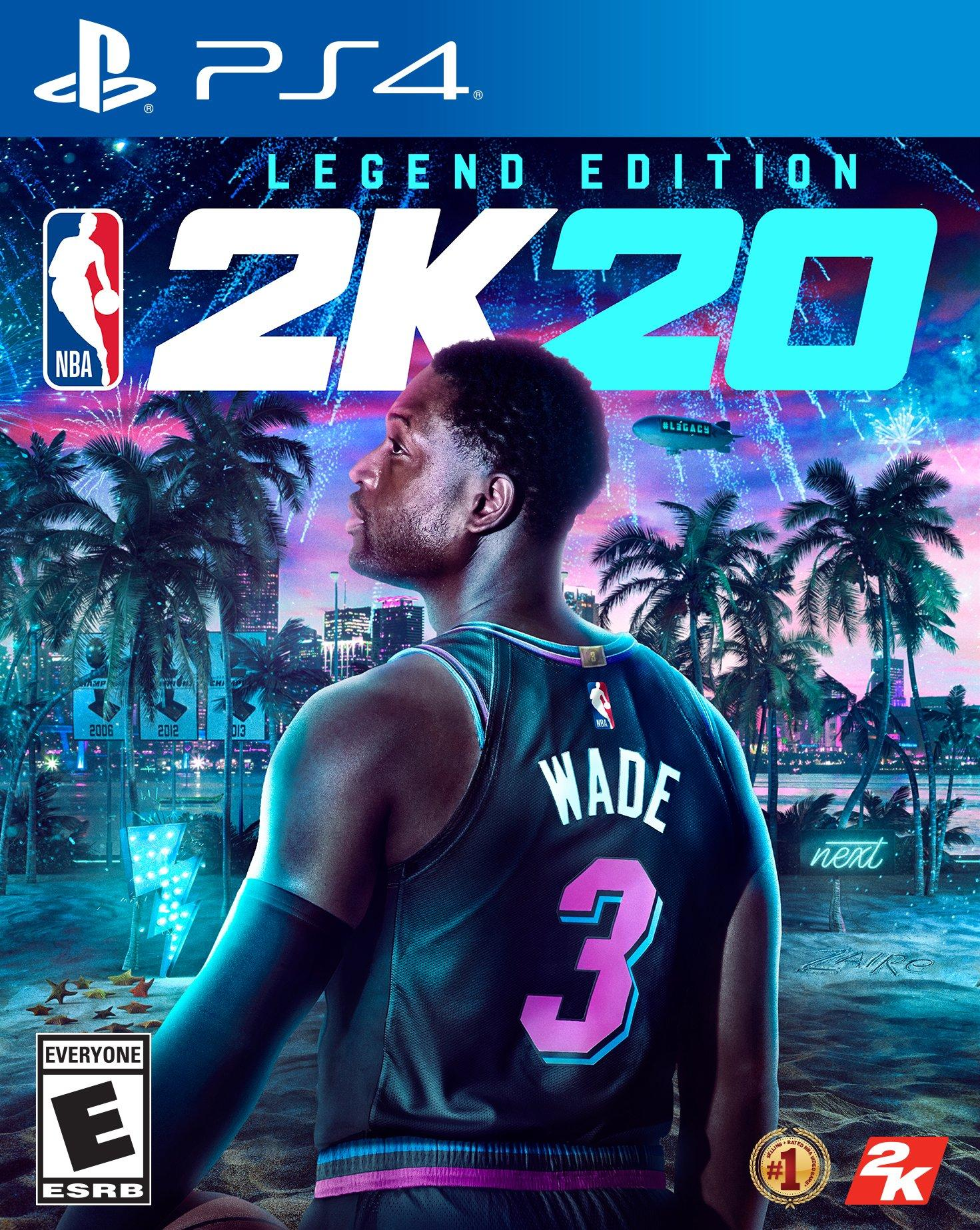 NBA 2K20 Legend Edition | PlayStation 4 | GameStop