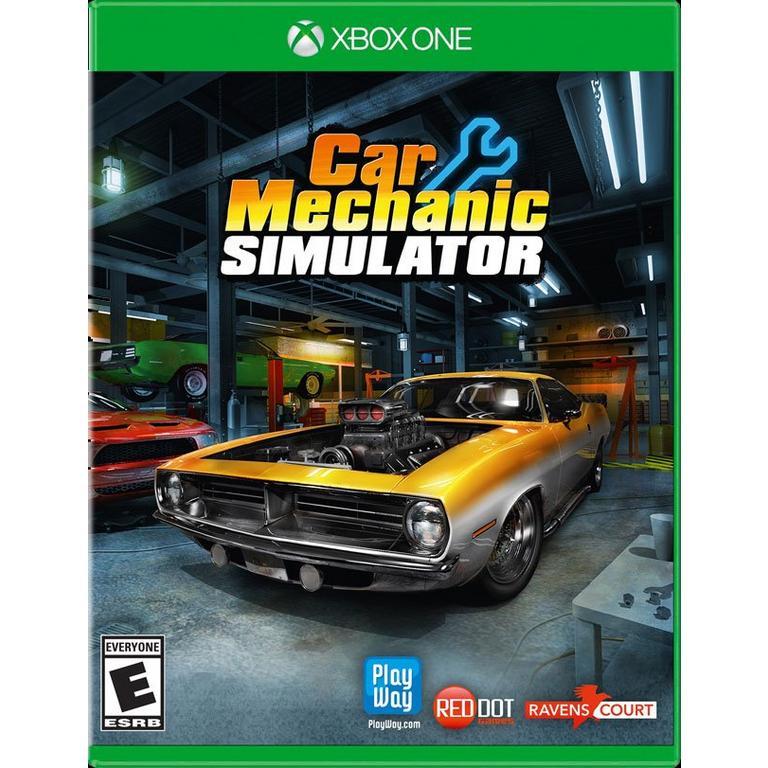 Car Customizing Games >> Car Mechanic Simulator Xbox One Gamestop