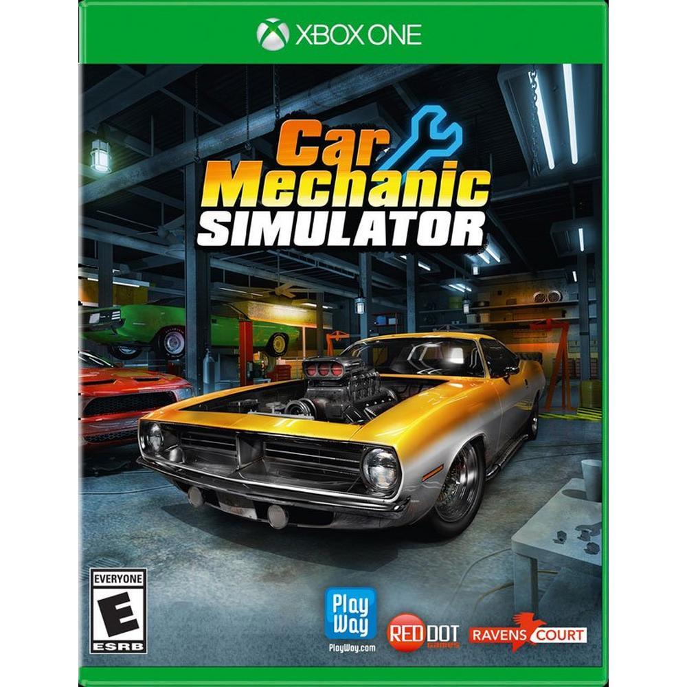 Car Mechanic Simulator | Xbox One | GameStop