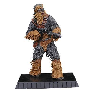 Star Wars: Solo Chewbacca Milestones Statue