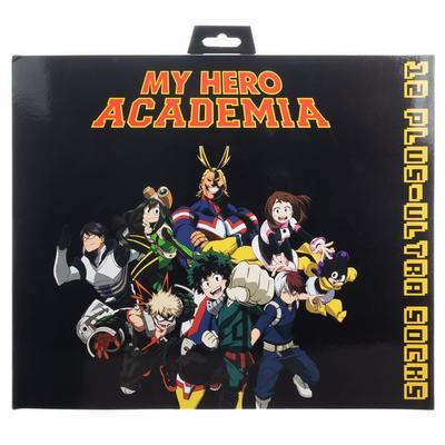 My Hero Academia 12 Plus-Ultra Days of Socks