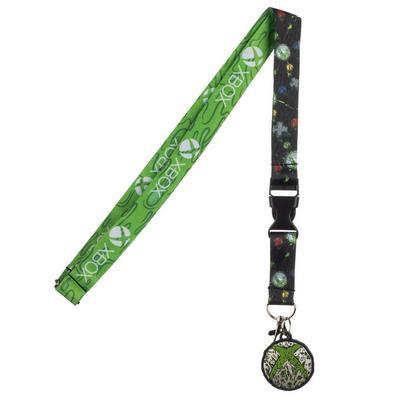Xbox Logo Lanyard