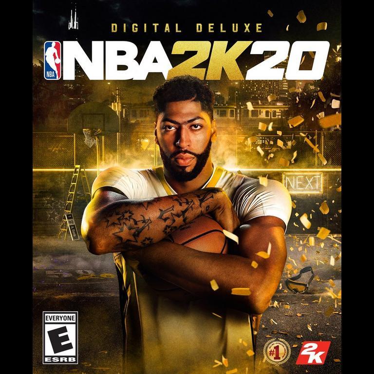 NBA 2K20 Digital Deluxe Edition