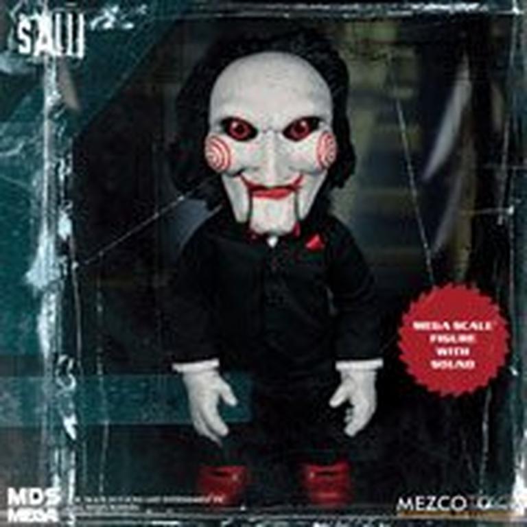 Saw MDS Mega Talking Billy Figure
