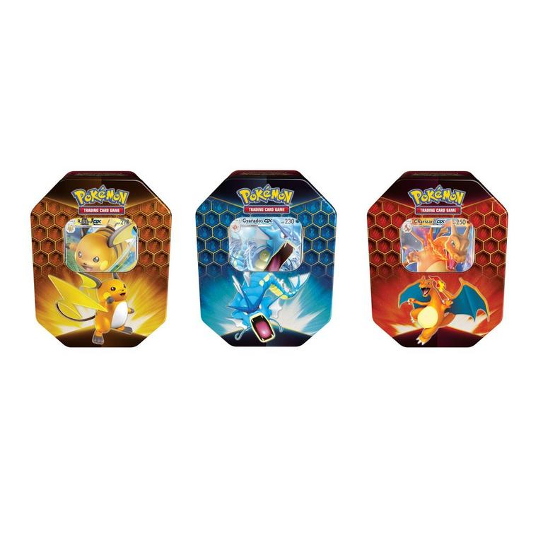 Pokemon Trading Card Game: Hidden Fates Tin (Assortment)