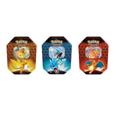 Pokemon Trading Card Game Hidden Fates Tin