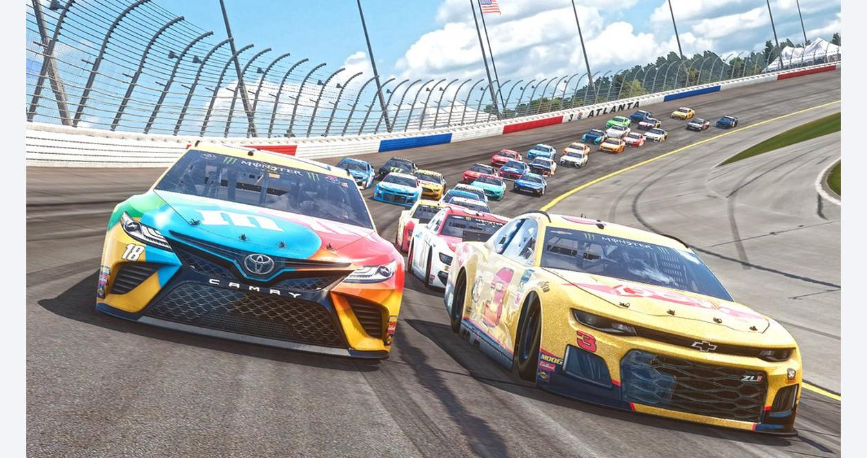 NASCAR Heat 4 Gold Edition