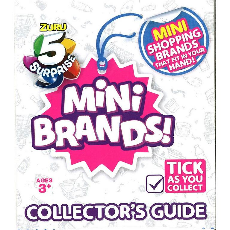 5 Surprise Mini Brands Blind Box