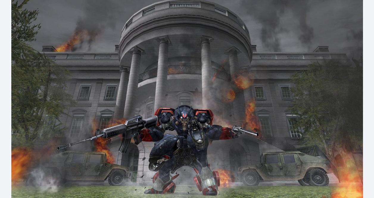 Metal Wolf Chaos XD Only at GameStop