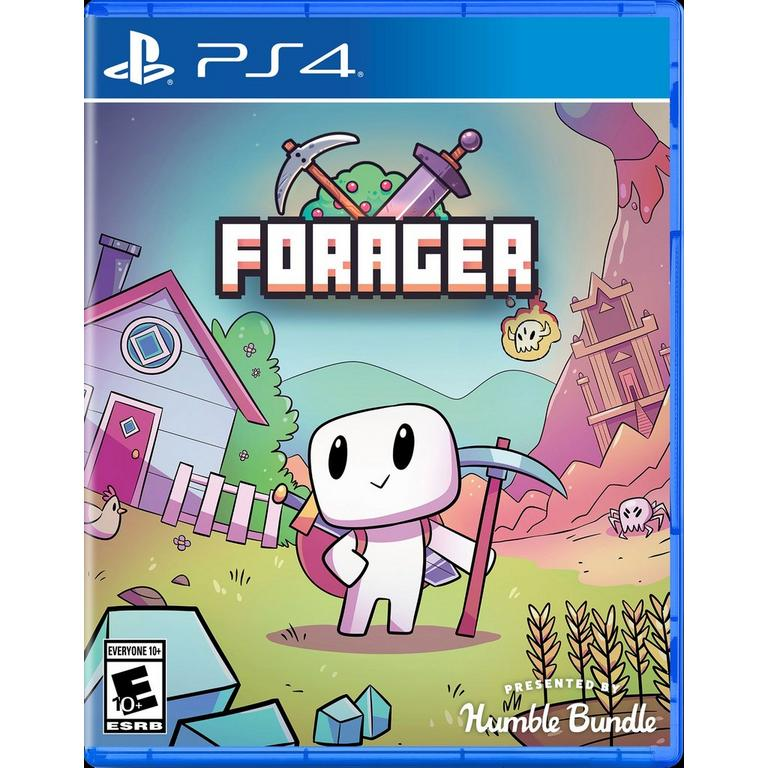 HopFrog Forager PS4 Available At GameStop Now!