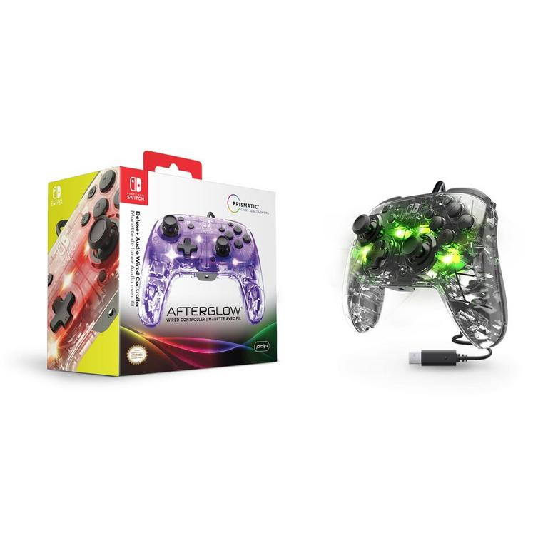 Afterglow Deluxe Audio Wired Controller for Nintendo Switch