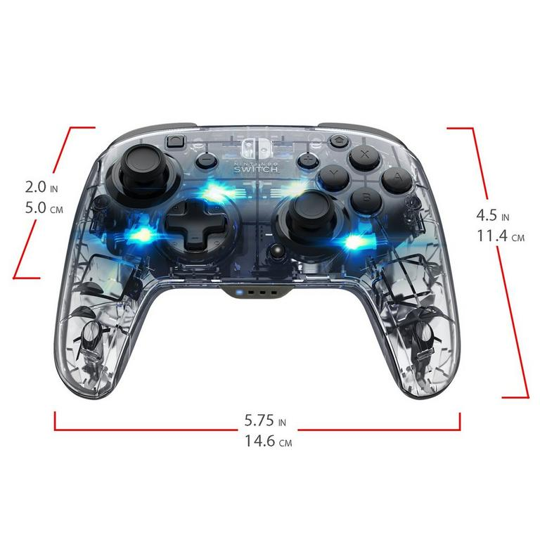 Nintendo Switch Afterglow Deluxe Wireless Controller