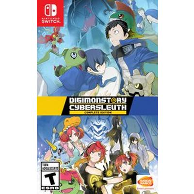 Digimon Story: Cyber Slueth Complete Edition