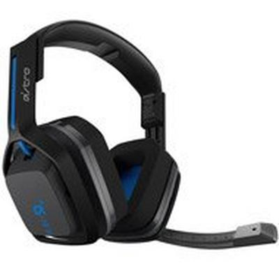 PlayStation 4 A20 Black/Blue Wireless Gaming Headset