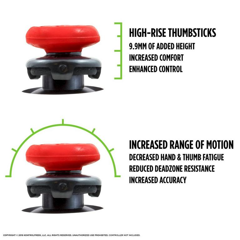 FPS Freek Inferno Performance Thumbsticks for Xbox One
