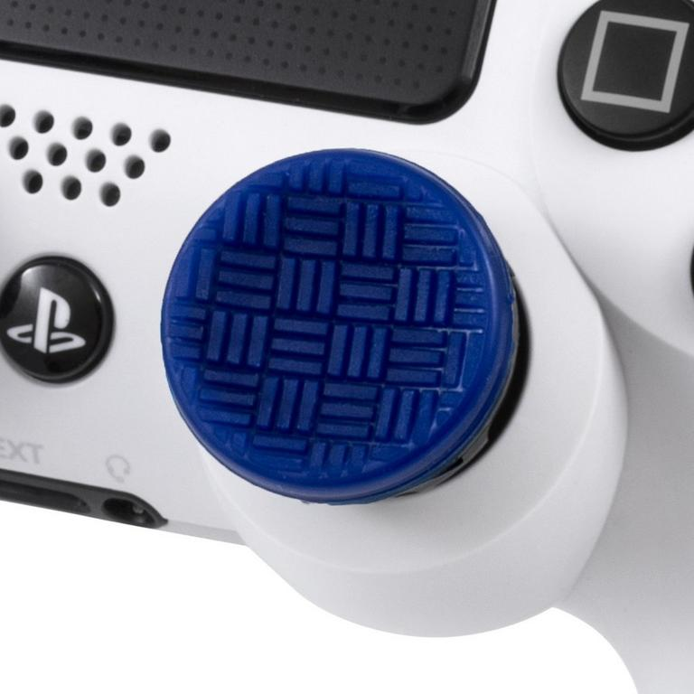 Omni Blue Performance Thumbsticks for PlayStation 4