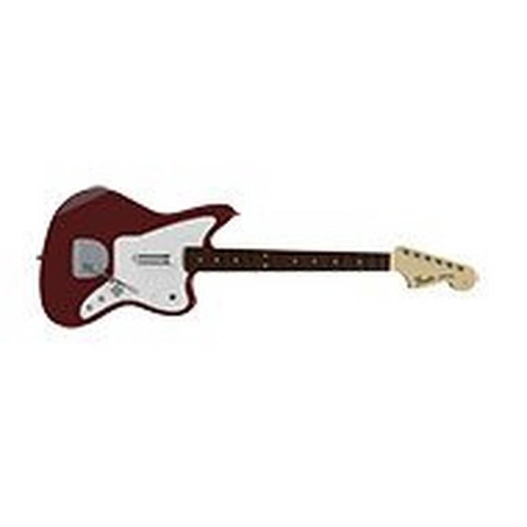 Rock Band Wireless Fender Jaguar Guitar Controller for PlayStation 4