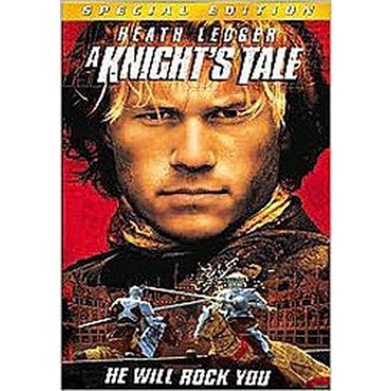 A Knight's Tale DVD