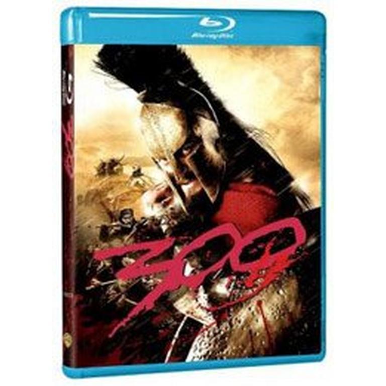 300 Blu-ray Disc