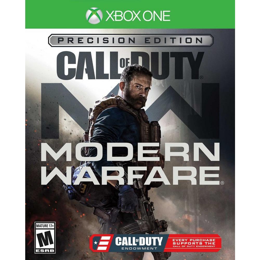 Call of Duty: Modern Warfare C O D E Precision Edition - Only at GameStop |  Xbox One | GameStop