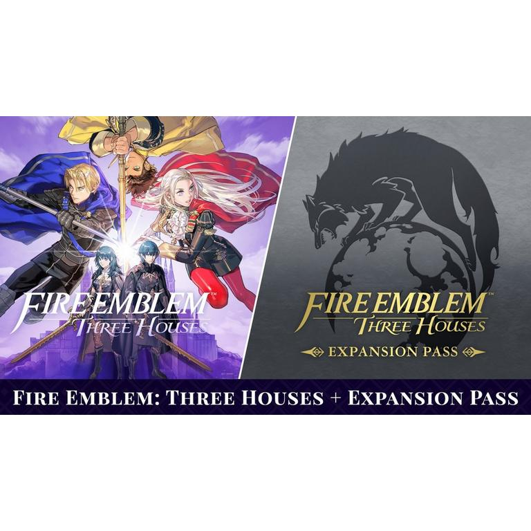 Fire Emblem: Three Houses and Fire Emblem: Three Houses Expansion Pass Bundle