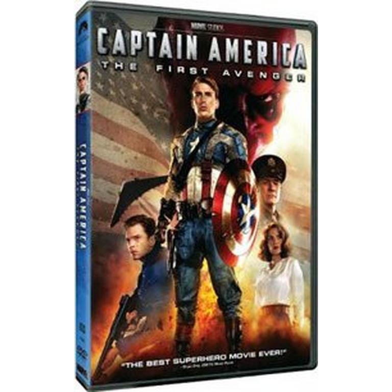 Captain America: The First Avenger- Widescreen
