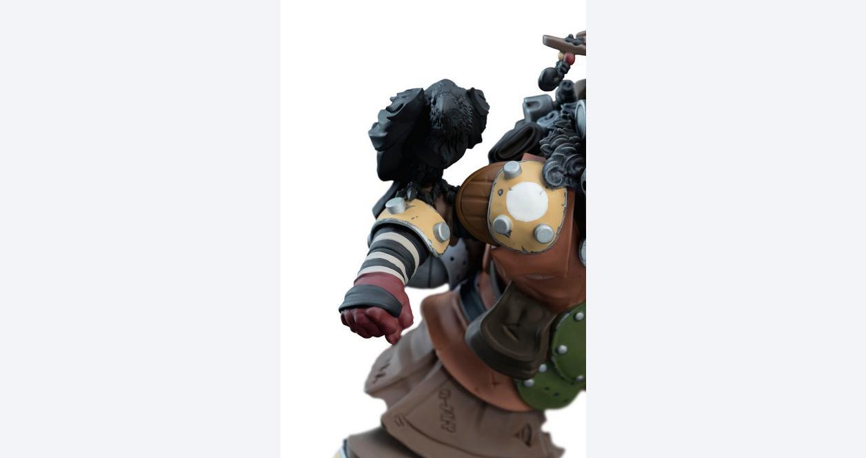 Apex Legends Bloodhound Mini Epics Figure