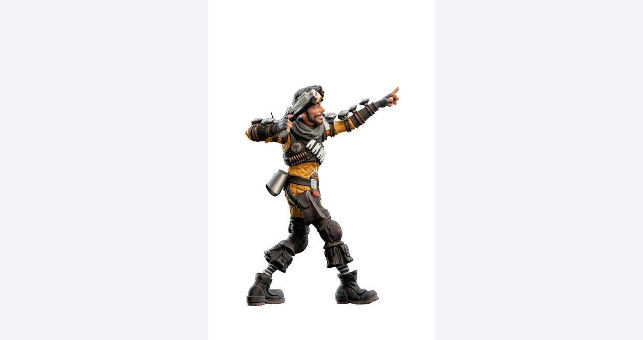 Apex Legends Mirage Mini Epics Statue