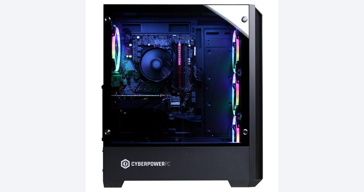 Gamer Master GMA8860CPGV2 Gaming Computer