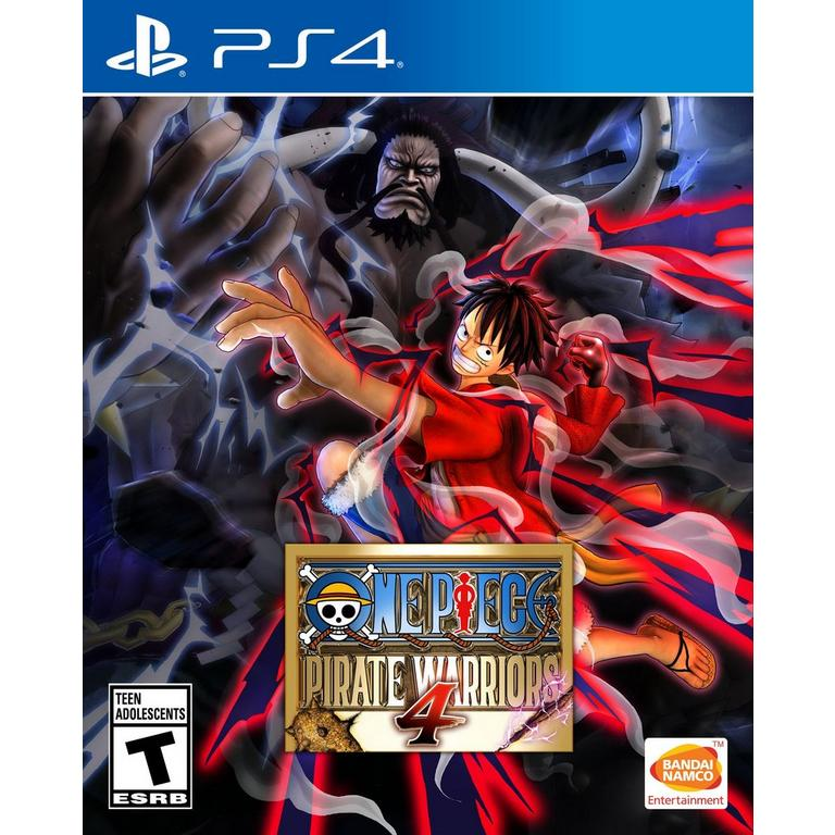 ONE PIECE: PIRATE WARRIORS 4