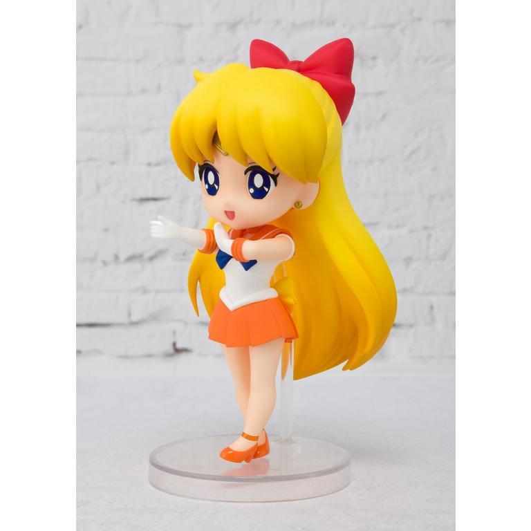 Sailor Moon Sailor Venus Figuarts Mini Action Figure