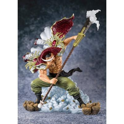 One Piece Figuarts ZERO Edward Newgate Pirate Captain Figure
