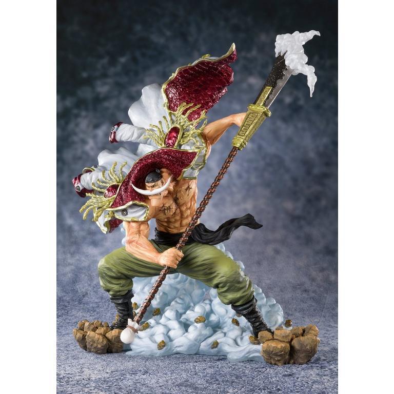 One Piece Figuarts ZERO Edward Newgate Pirate Captain Figure